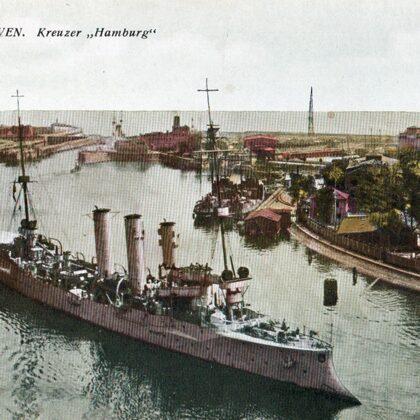 Postkarten WHV IX