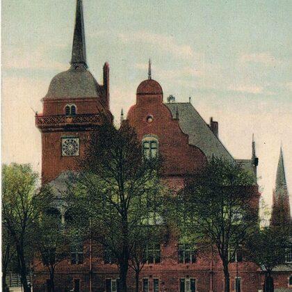 Postkarten WHV III