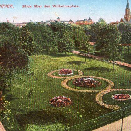 Postkarten WHV I