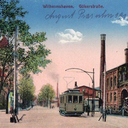 Postkarten WHV II