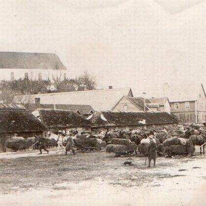 Markt in Schönberg