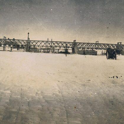 unbekannte Brücke
