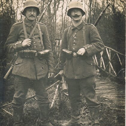 unbekannte Soldaten