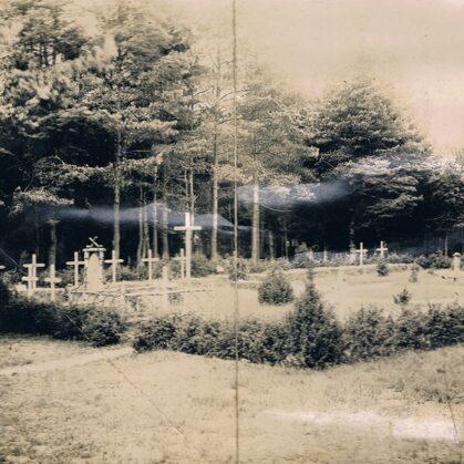 unbekannter Friedhof